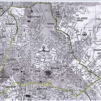 Imagem do mapa 2º Zona de Porto Alegre